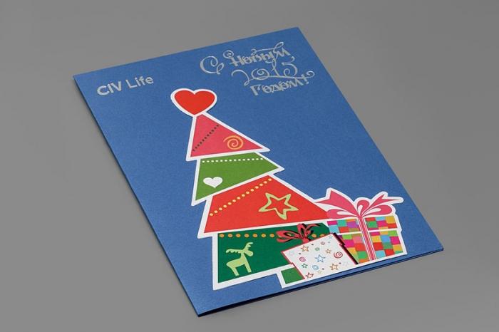 печать открытки малый тираж калькулятор логотипом нас